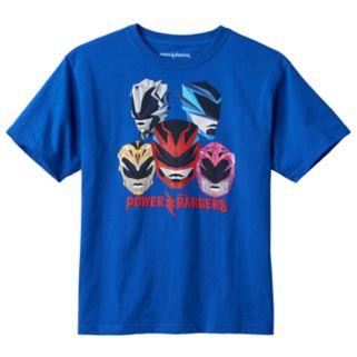 Boys 8-20 Saban's Power Rangers Tee