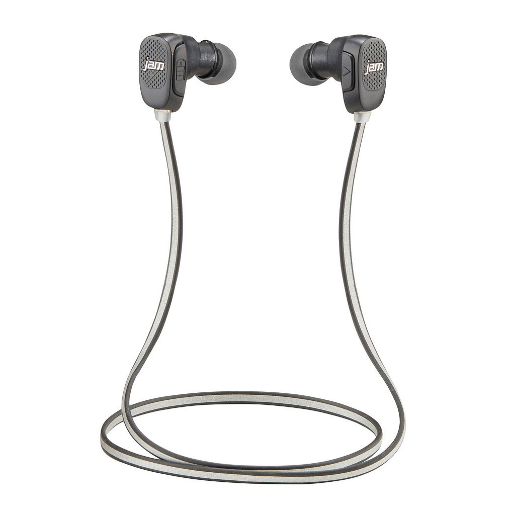 JAM Transit Wireless Fitness Earbuds