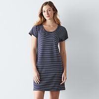 Women's SONOMA Goods for Life™ The Everyday French Terry Sleep Shirt