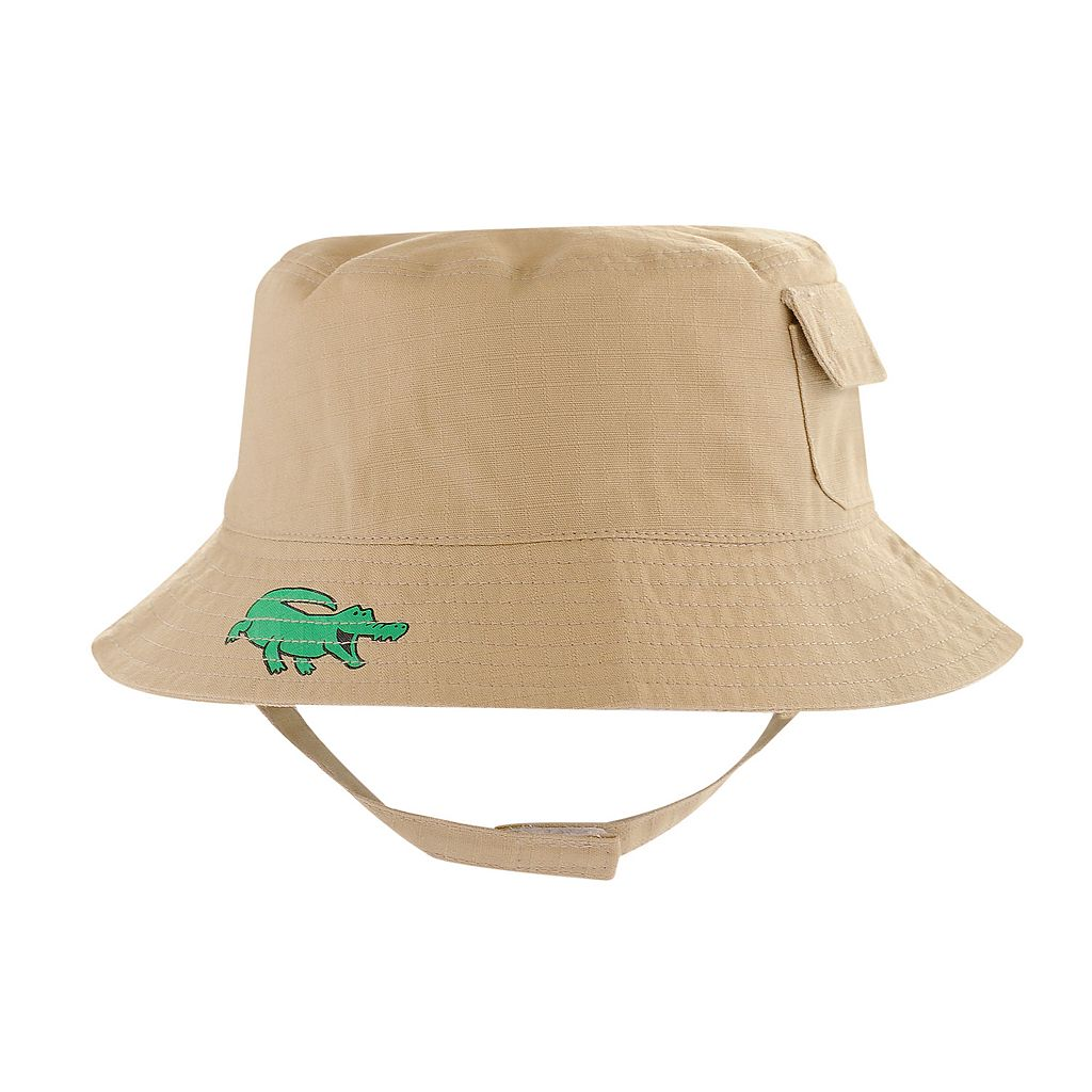 Baby Boy Jumping Beans® Ripstop Crocodile Bucket Hat