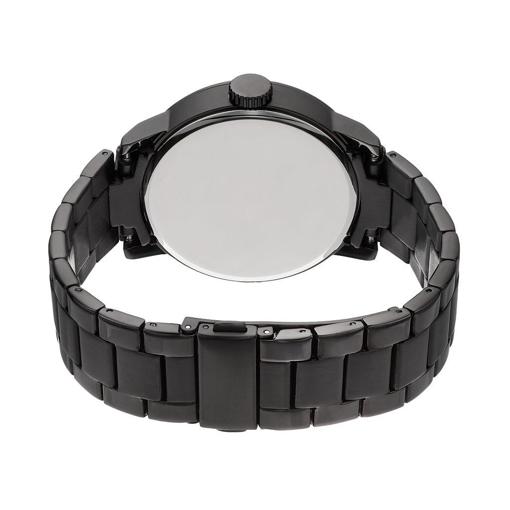 Armitron Men's Stainless Steel Watch - 20/5218BKTI