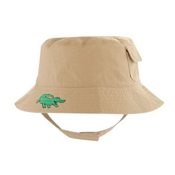 Toddler Boy Jumping Beans® Ripstop Crocodile Bucket Hat