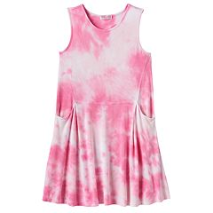 Girls 4-6x Design 365 Tie-Dye Dress