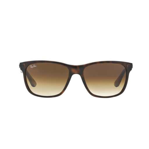 Ray-Ban Highstreet RB4181 57mm Square Gradient Sunglasses
