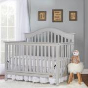 Dream On Me Charlotte 5-in-1 Convertible Crib