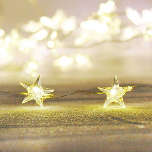 Novelty Shimmer Led String Lights