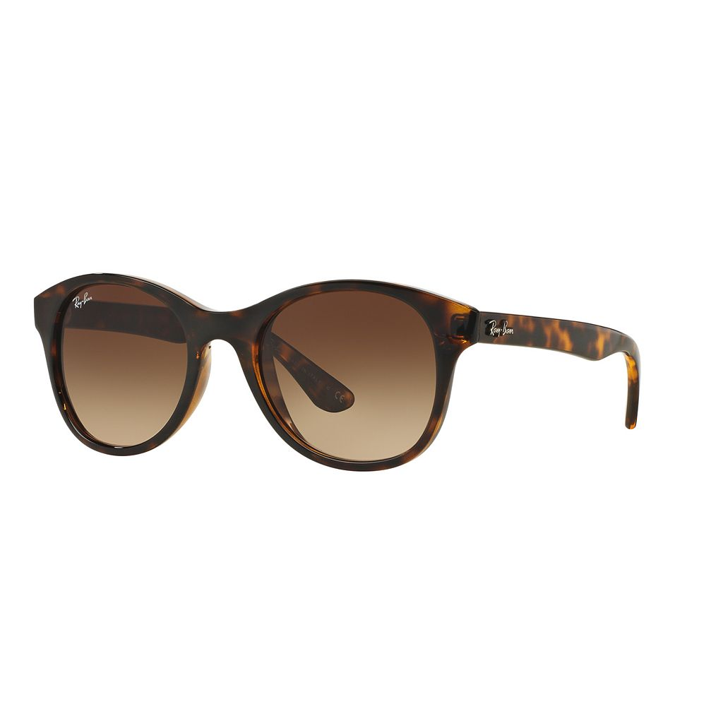 Ray-Ban RB4203 51mm Round Gradient Sunglasses
