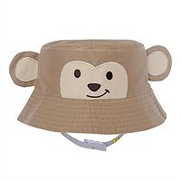 Baby Boy Jumping Beans® Reversible Monkey Bucket Hat