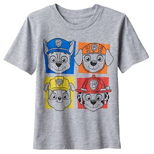 Toddler Boy Jumping Beans® Paw Patrol Rubble, Chase & Marshall Graphic Tee