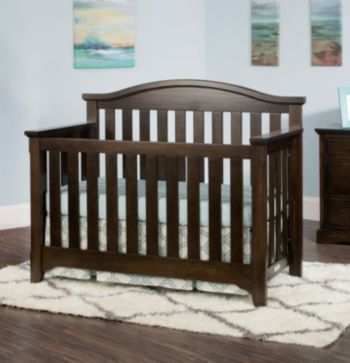 Child Craft Whitman 4-in-1 Lifetime Convertible Crib