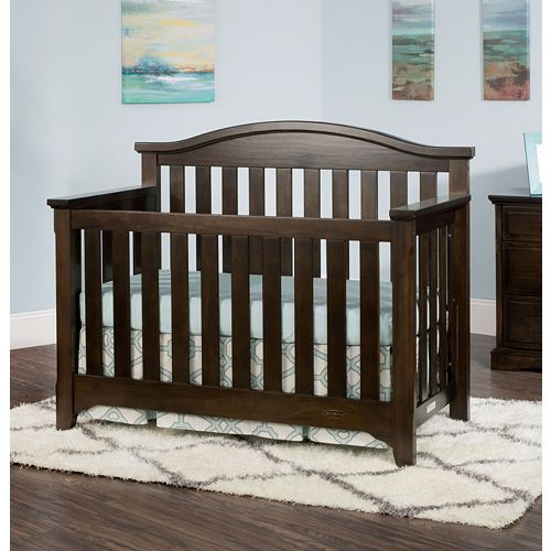 Child craft whitman 4 in 1 lifetime convertible crib for Child craft convertible crib instructions