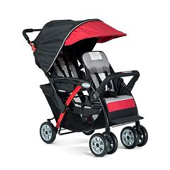Child Craft Foundations Duo Sport 2-Passenger Stroller