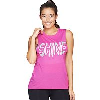 Women's Colosseum Relevant Muscle Graphic Tank