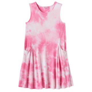 Toddler Girl Design 365 Tie-Dye Dress