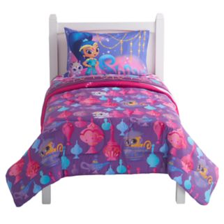 Nickelodeon Shimmer & Shine Magic Wonders Comforter Set