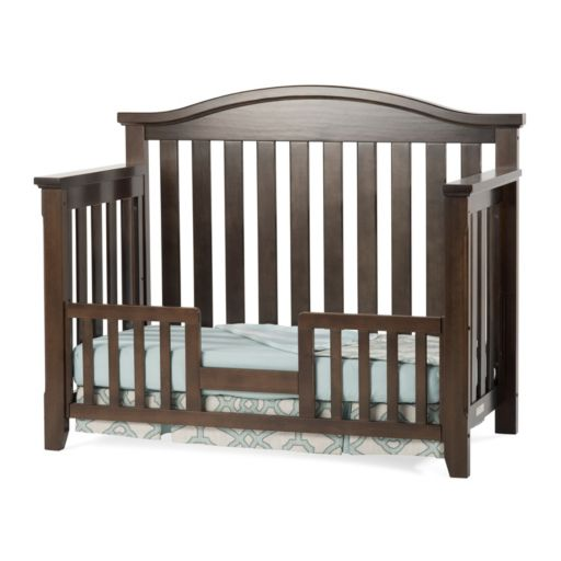 Child Craft Toddler Guard Rail for Camden, Stanford and Whitman 4-in-1 Lifetime Crib