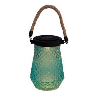 SONOMA Goods for Life™ Outdoor Solar LED Glass Lantern