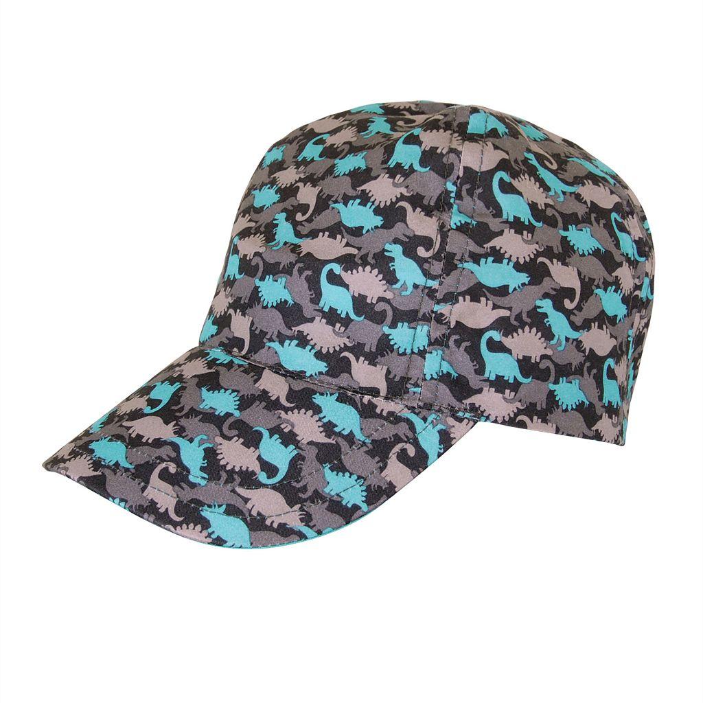 Toddler Boy Jumping Beans® Dinosaur Baseball Cap Hat