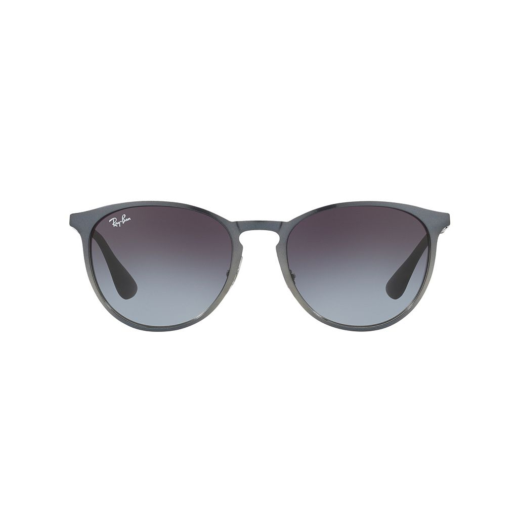 Ray-Ban Erika RB3539 54mm Pilot Gradient Sunglasses