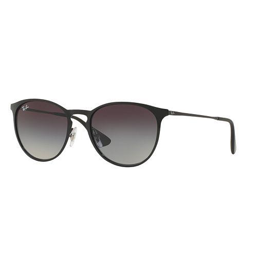 Ray-Ban Erika RB3539 54mm Pilot Gradient Sunglasses
