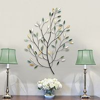 Stratton Home Decor Metal Branch Wall Decor