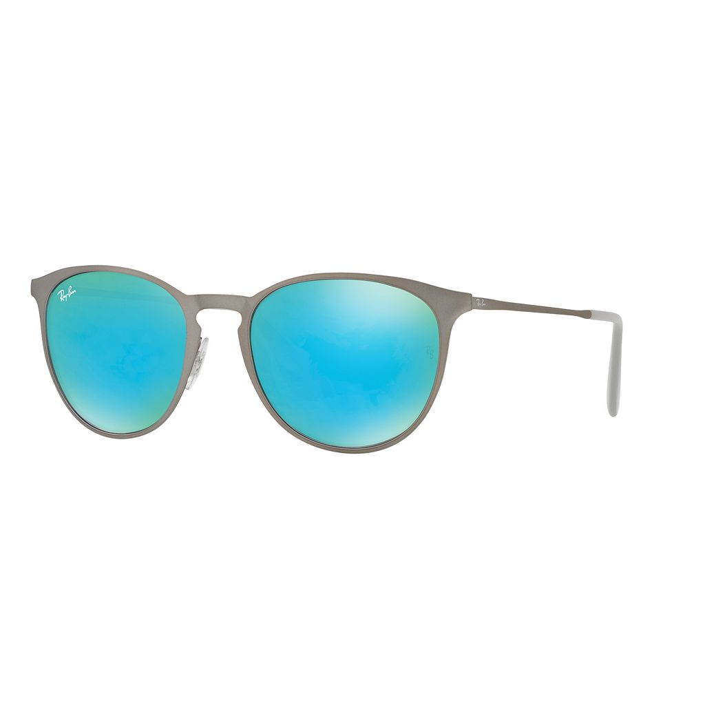 Ray-Ban Erika RB3539 54mm Pilot Mirror Sunglasses