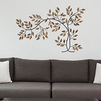 Stratton Home Decor Metal Tree Branch Wall Decor