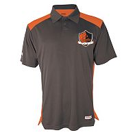Men's Stitches Baltimore Orioles Interlock Polo