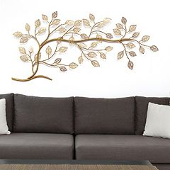 Stratton Home Decor Filigree Tree Branch Wall Decor