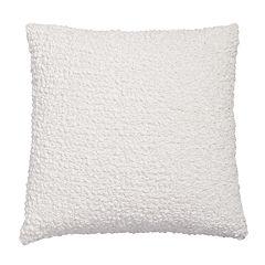Simply Vera Vera Wang Rouched Throw Pillow
