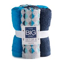 The Big One® Diamond Washcloth Pack