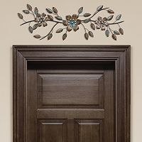 Stratton Home Decor Floral Bouquet Wall Decor