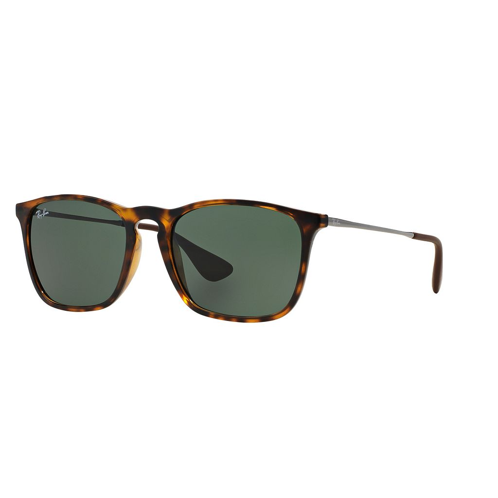 Ray-Ban Chris RB4187 54mm Square Sunglasses