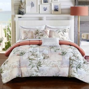 Republic 9-piece Flora Bedding Set