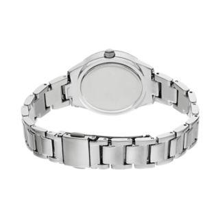 Armitron Women's Crystal Watch - 75/5480SVSVBL