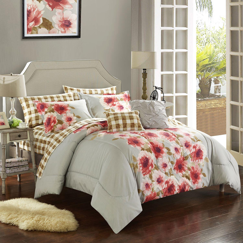 republic 9piece georgina bedding set