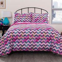 Pop Shop Cheetah Bedding Set