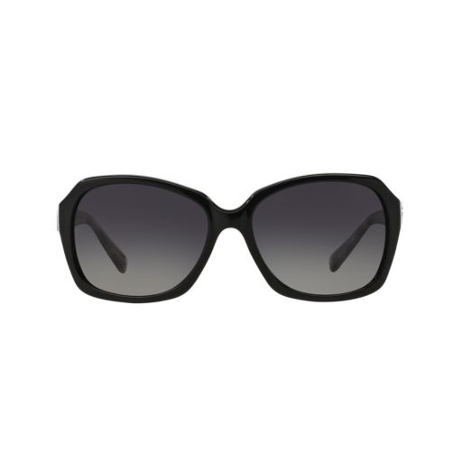 DKNY Essentials DY4087 59mm Square Gradient Polarized Sunglasses