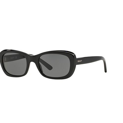 DKNY DY4118 51mm Butterfly Sunglasses