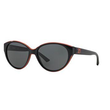 DKNY DY4120 57mm Cat-Eye Sunglasses