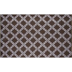 Momeni Cielo Anselmo Lattice Wool Rug