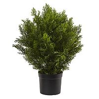 nearly natural Artificial 2-ft. Cedar Bush