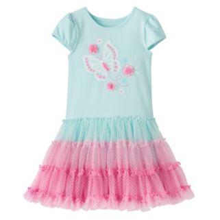 Girls 4-6x Nanette Butterfly Dress