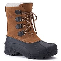 Totes Stern Men's Waterproof Winter Boots