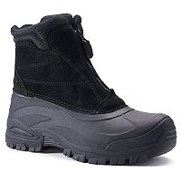 Totes Burst Men's Waterproof Winter Boots