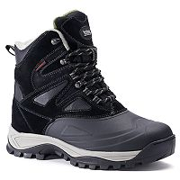 totes Baxter Men's Waterproof Winter Boots