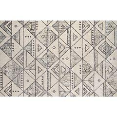 Momeni Lima Wes Geometric Shag Rug