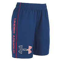 Boys 4-7 Under Armour Americana Zinger Athletic Shorts