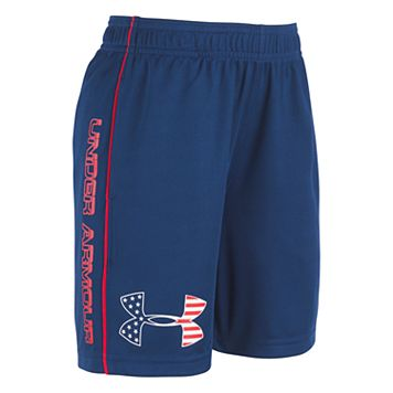 Boys 4-7 Under Armour Americana Zinger Athletic Shorts