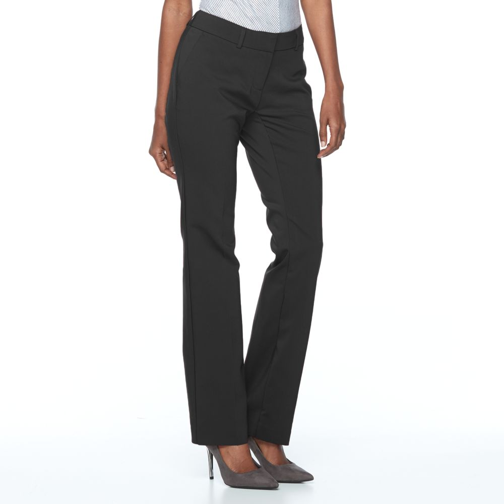 Apt. 9® Torie Modern Fit Straight-Leg Dress Pants
